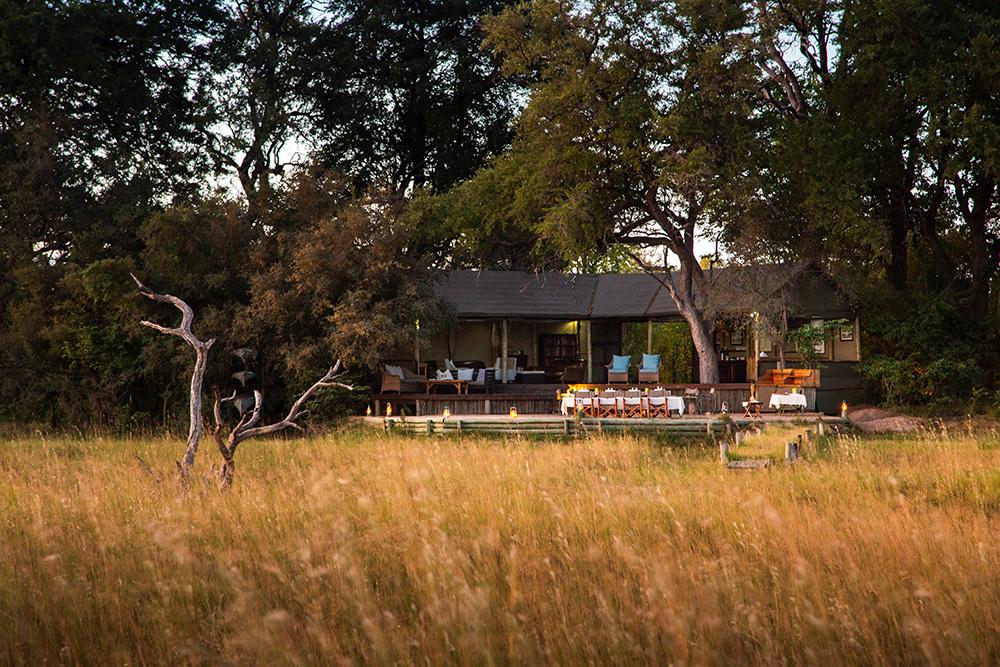Botswana Motswiri Island Lodge photography Teagan Cunniffe