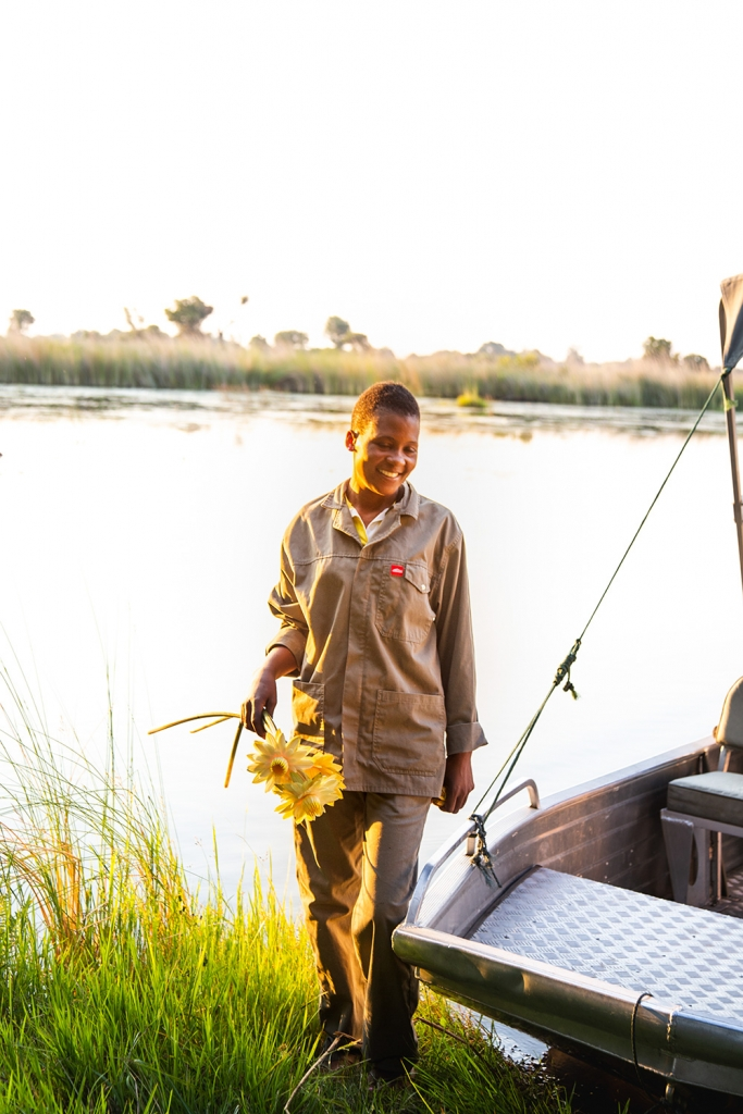 Botswana Xobega Island Lodge photography Teagan Cunniffe