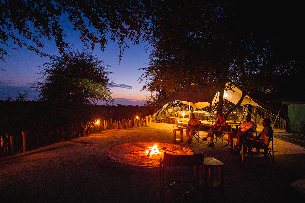 Botswana Tuskers Camp Island Lodge photography Teagan Cunniffe