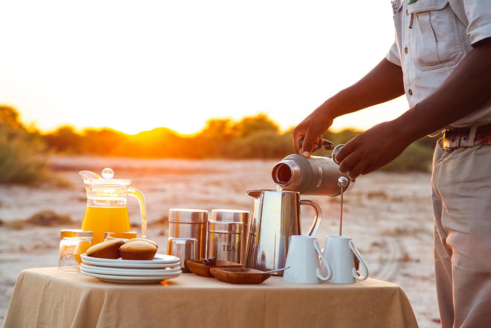 Botswana Tuskers Camp Island Lodge photography Teagan Cunniffe