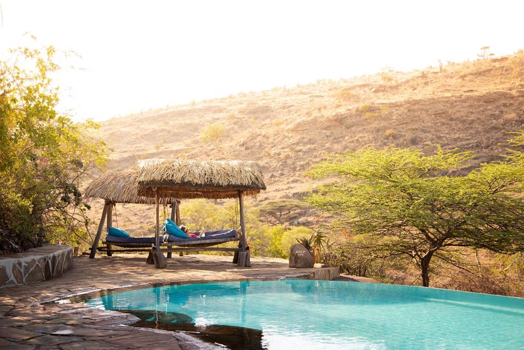 Lodge photography Kenya Lewa Teagan Cunniffe